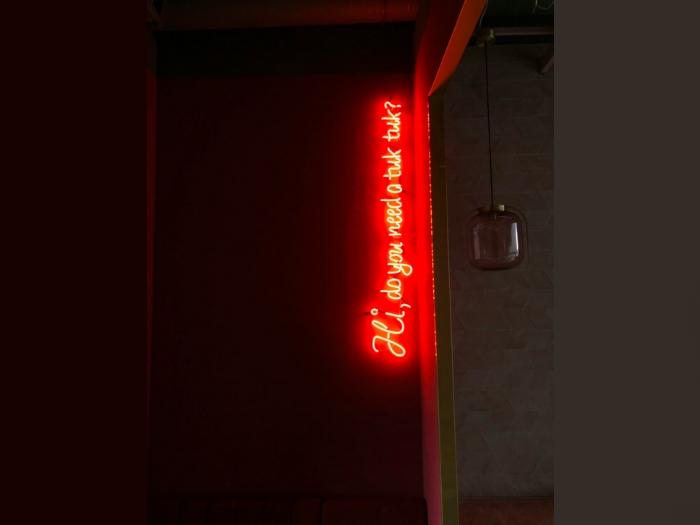 neon do restauracji wrocław