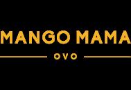 mango mama logo neony